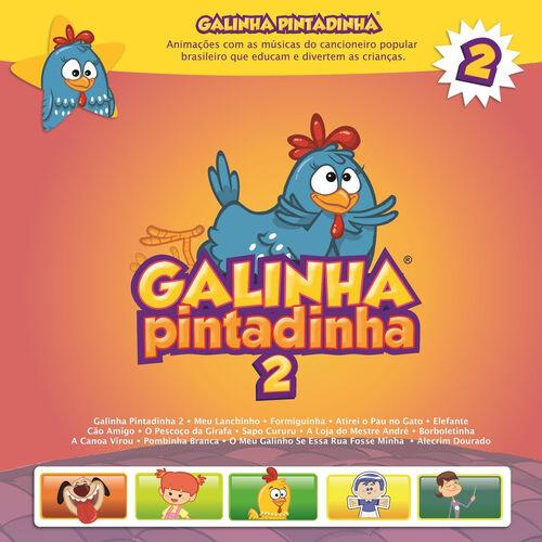 Baixar CD Galinha Pintadinha, Vol. 2 – Galinha Pintadinha (2010) Grátis