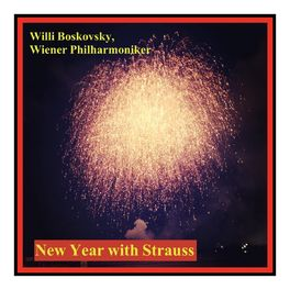 Album cover of New Year with Strauss