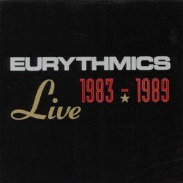 Album cover of Live 1983-1989
