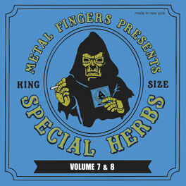 Album cover of Metal Fingers Presents: Special Herbs, Vol. 7 and 8
