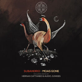 Album cover of Moas Gone