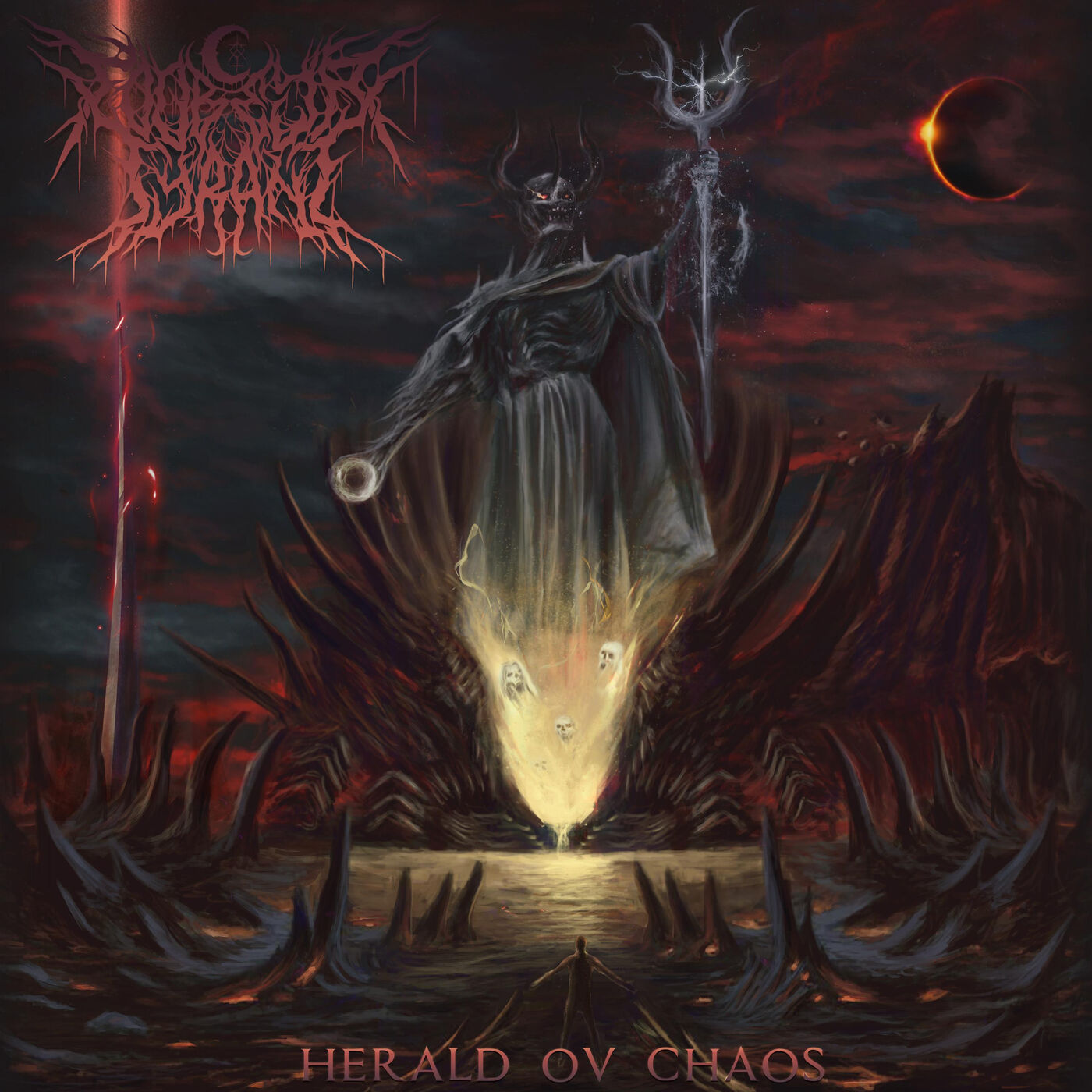 To Obey a Tyrant - Herald Ov Chaos [single] (2020)