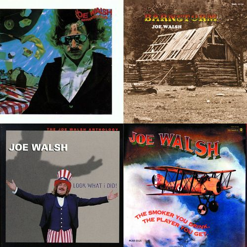 Joe Walsh playlist - Listen now on Deezer | Music Streaming