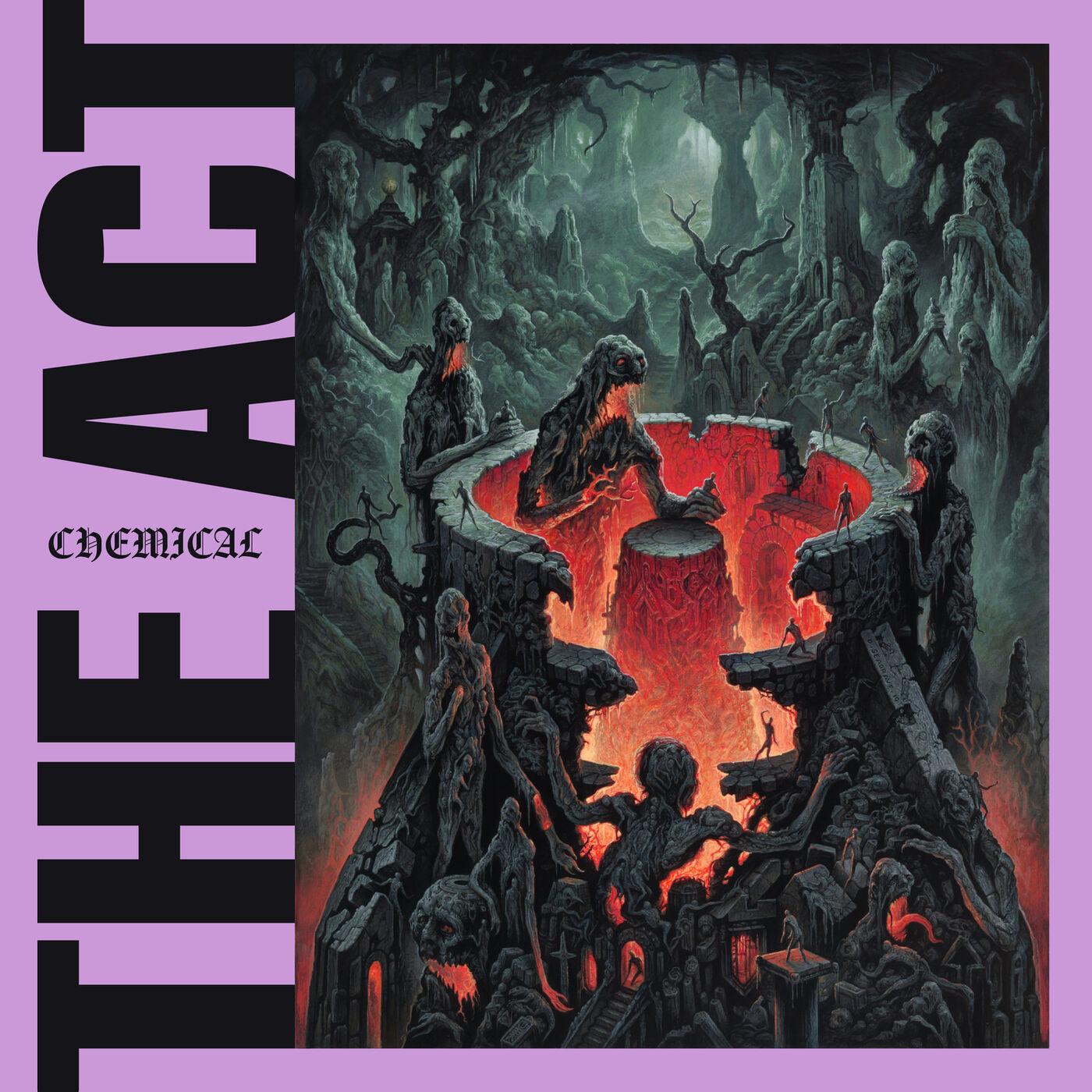 The Devil Wears Prada - Chemical [single] (2019)