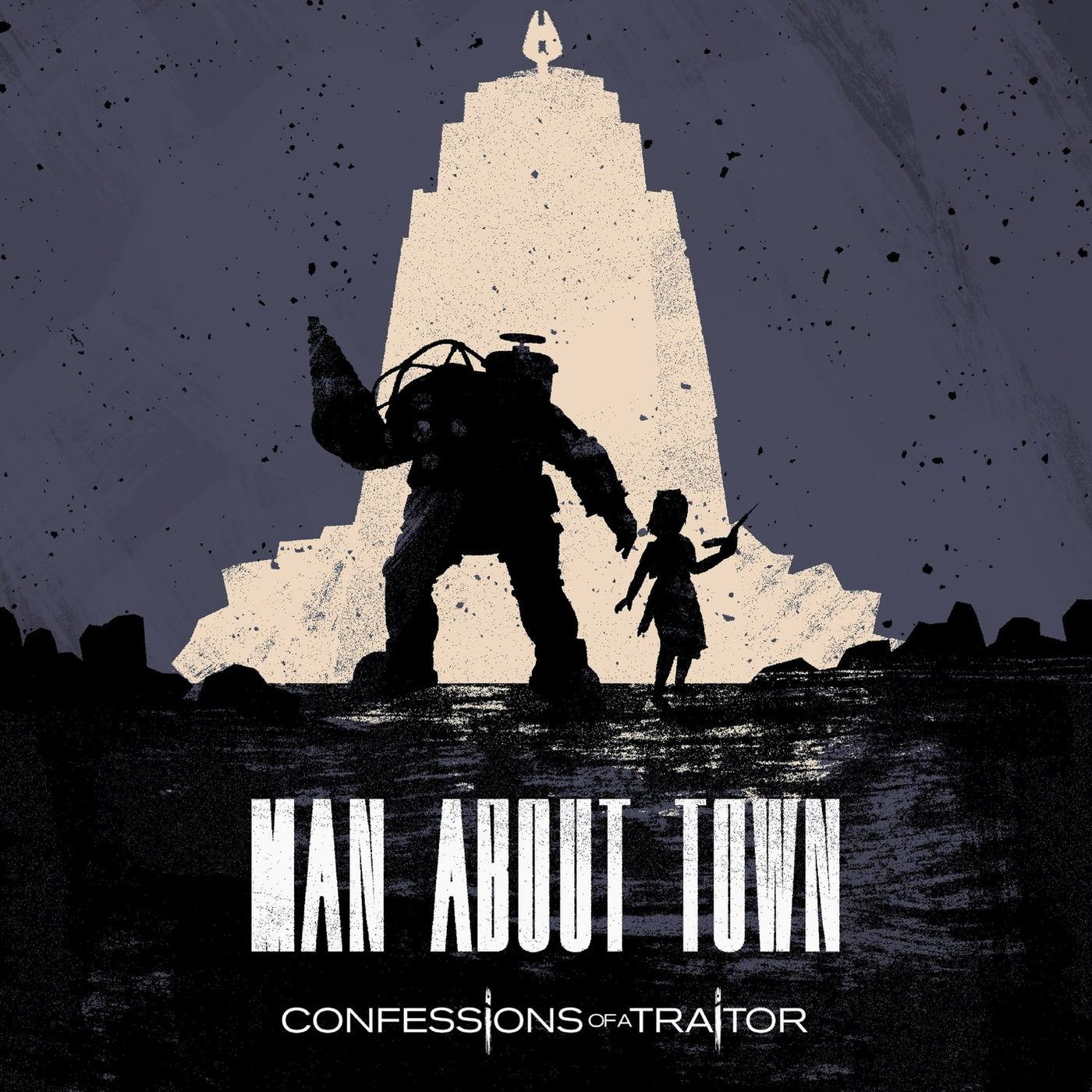 Confessions of a Traitor - Man About Town [single] (2021)