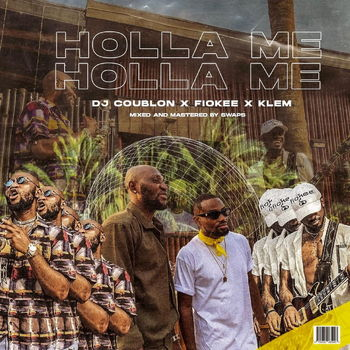 Holla Me cover