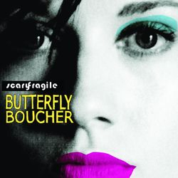 Butterfly Boucher – A Bitter Song 2014 CD Completo