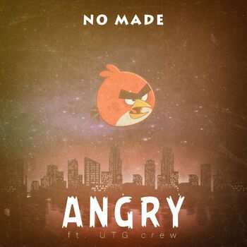 Angry cover