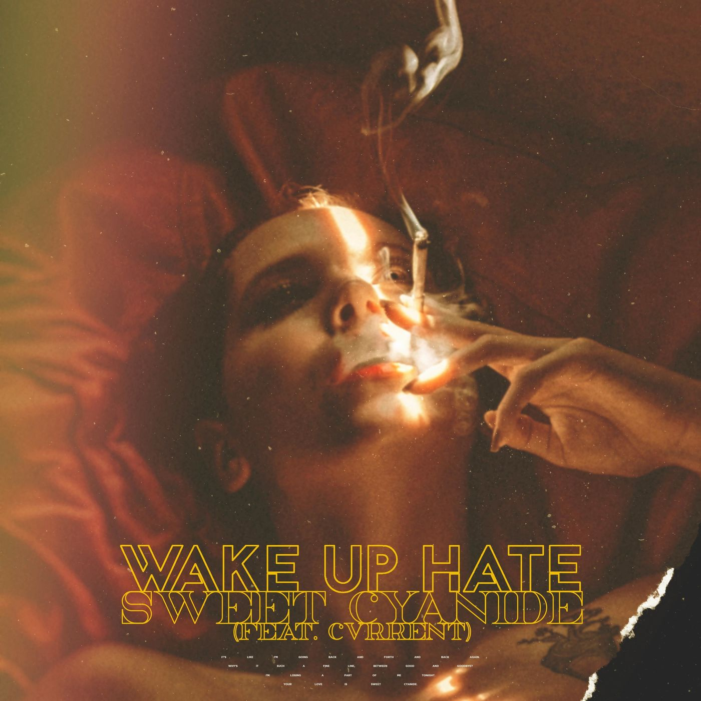 Wake Up Hate - Sweet Cyanide [single] (2021)
