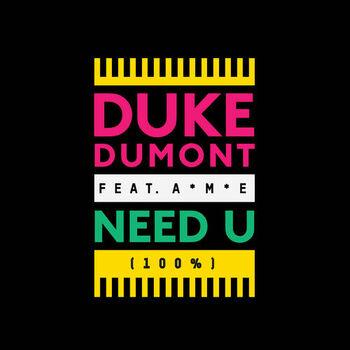 Need U (100%) (feat. A*M*E) (Skreamix) cover