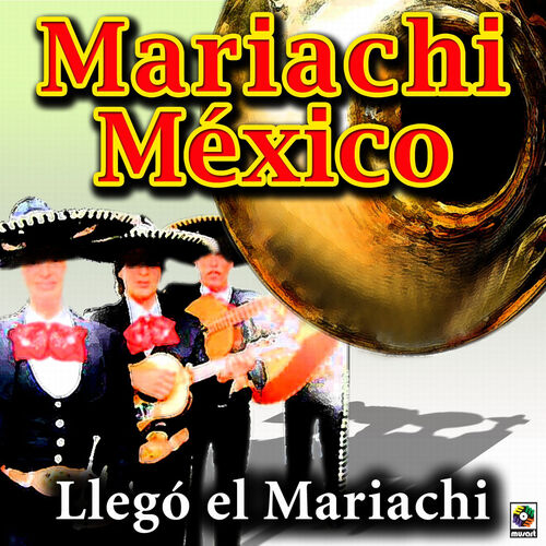 Cd LLego el mariachi-mariachi mèxico 500x500-000000-80-0-0