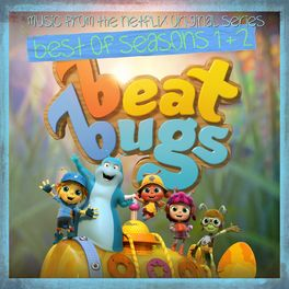 Album cover of Beat Bugs: Best Of Seasons 1 & 2 (Music From The Netflix Original Series)