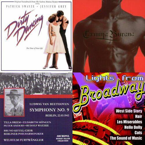 Lista pesama Musicals – Slušaj na Deezer-u   Strimovanje muzike