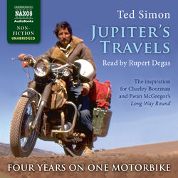 Jupiter's Travels (Unabridged) Audiobook