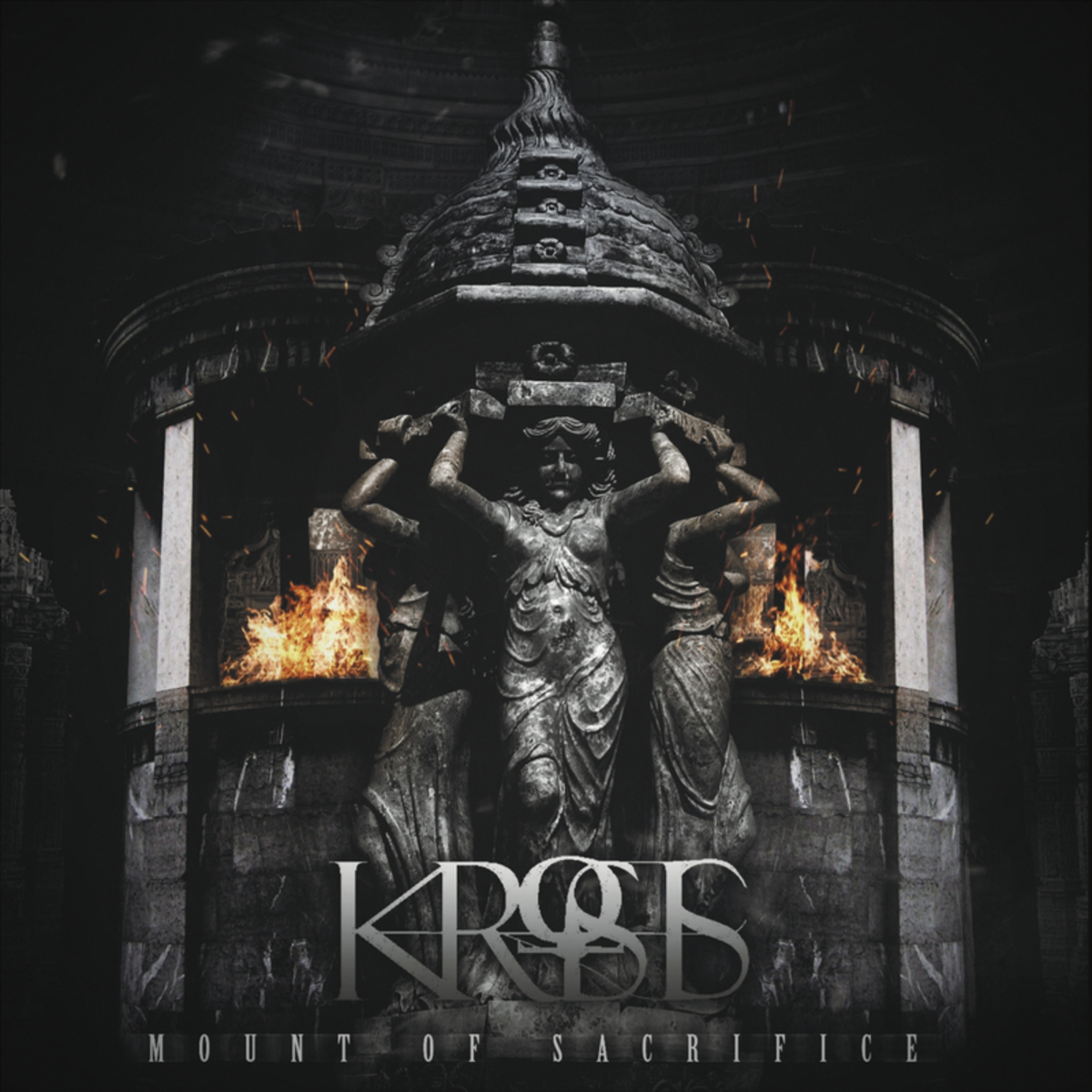 Krosis - Mount of Sacrifice [EP] (2015)