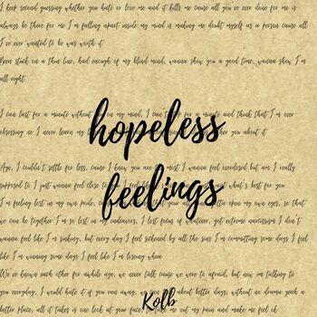 Hopeless Feelings cover