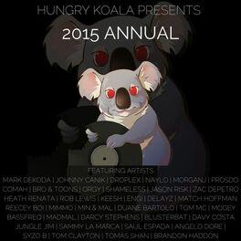 Album cover of Hungry Koala Presents : 2015 Annual