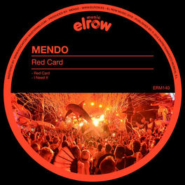 Album cover of Red Card