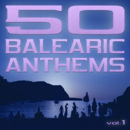 Album cover of 50 Balearic Anthems (Best of Ibiza Trance House, Vol.1)