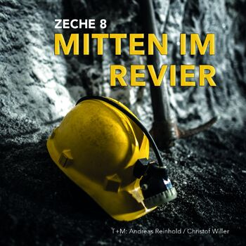 Mitten im Revier cover