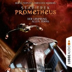 Star Trek Prometheus, Teil 2: Der Ursprung allen Zorns