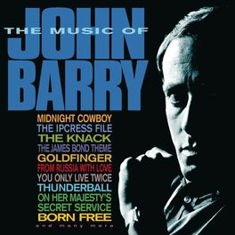 Album cover of The Music Of John Barry