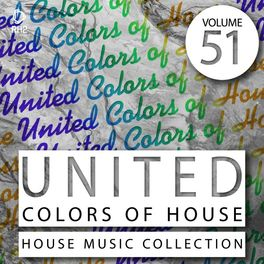 Album cover of United Colors of House, Vol. 51