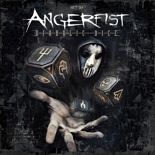 Angerfist - Diabolic Dice LP 2019