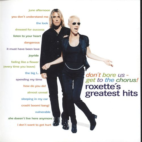 Baixar CD Don't Bore Us – Get To The Chorus! Roxette's Greatest Hits – Roxette (1995) Grátis