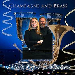 Album cover of Champagne & Brass