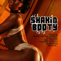 shakin Erotic booty