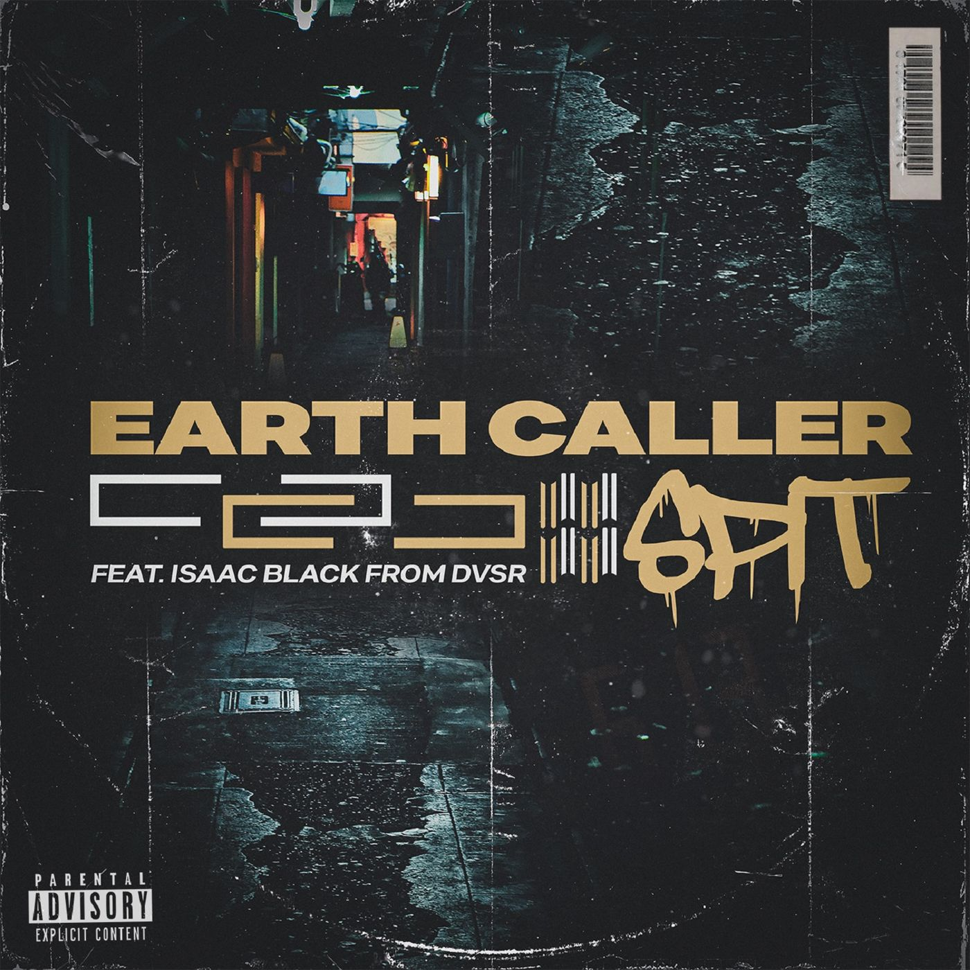 Earth Caller - Spit [single] (2019)