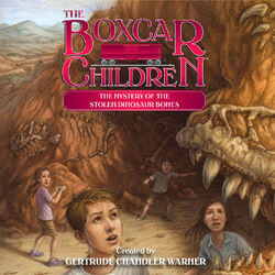 The Mystery of the Stolen Dinosaur Bones - The Boxcar Children 139