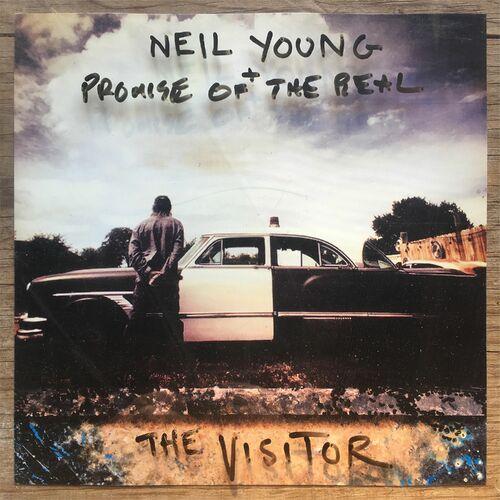 Baixar The Visitor, Baixar Música The Visitor - Neil Young 2017, Baixar Música Neil Young - The Visitor 2017