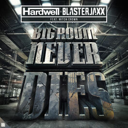 Album cover of Bigroom Never Dies