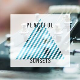 Album cover of Peaceful Sunsets
