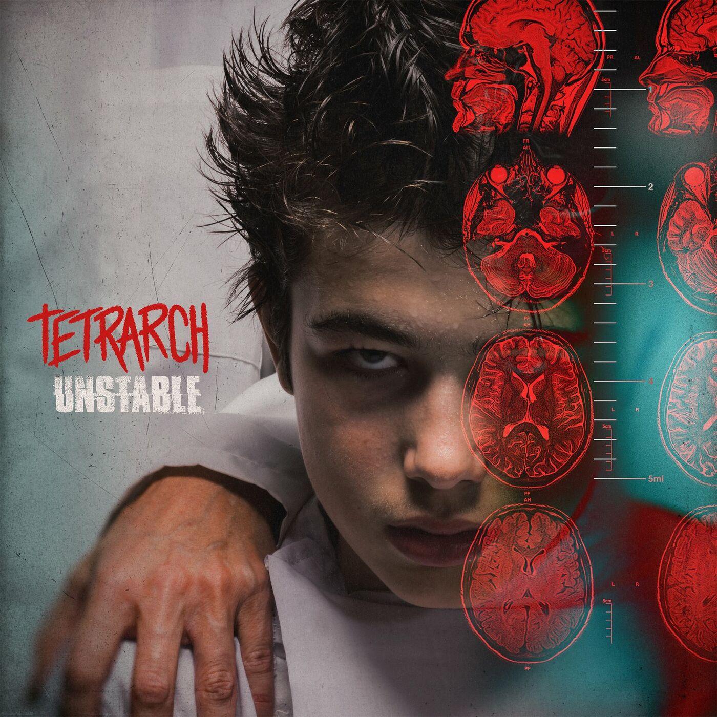 Tetrarch - Negative Noise [single] (2021)