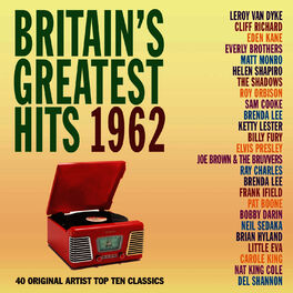 Various Artists Britains Greatest Hits 1962