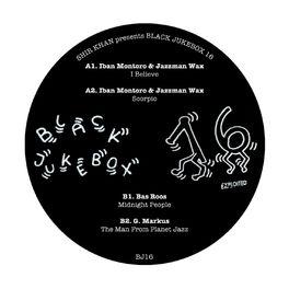 Album cover of Shir Khan Presents Black Jukebox 16