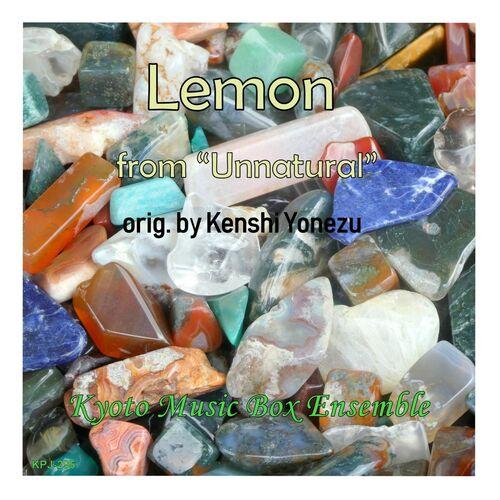 Kyoto Music Box Ensemble Lemon Unnatural Music Box Music