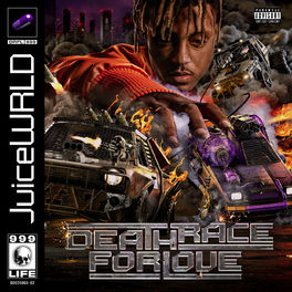 Album cover of Death Race For Love