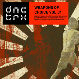 Album cover of Weapons of Choice Vol.01