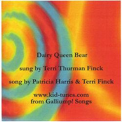 Dairy Queen Bear