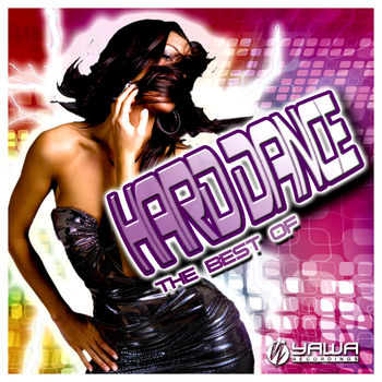 Hard Dance Megamix By Kindervater cover