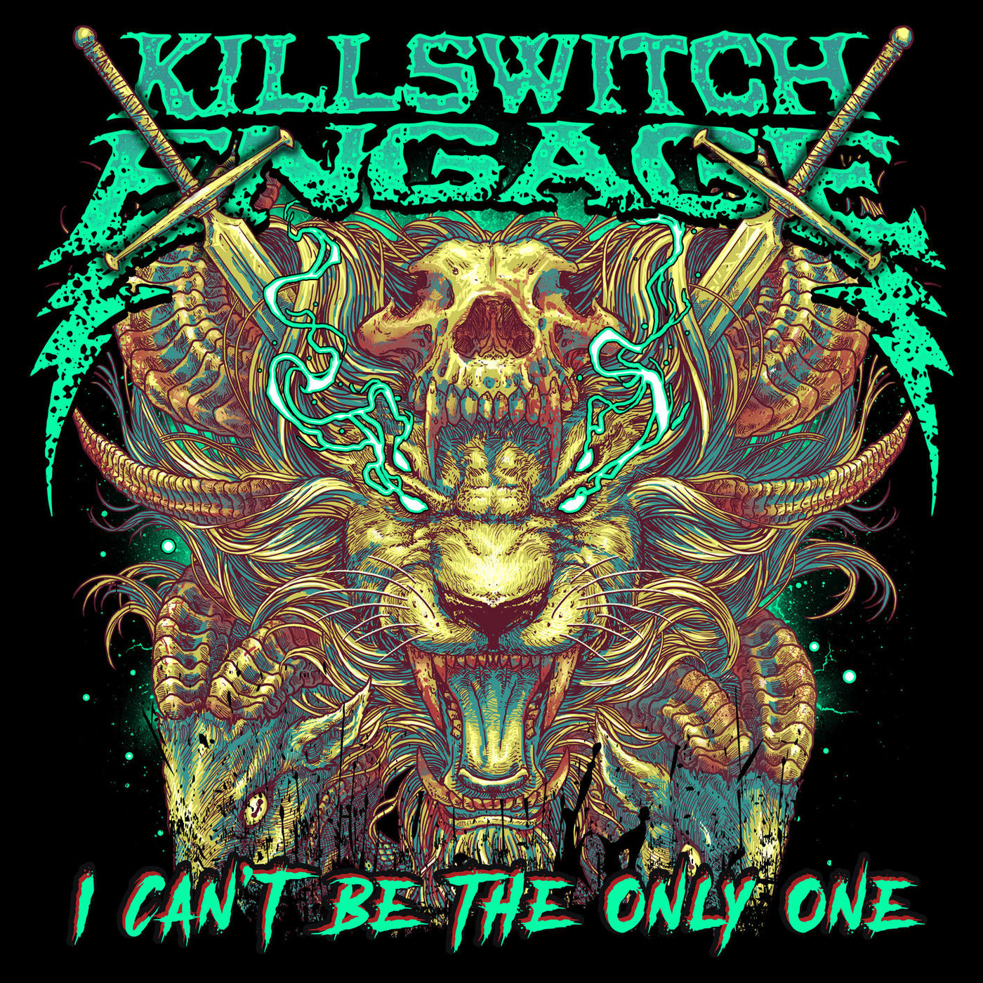 Killswitch Engage - I Can't Be the Only One (Alternate Edit) [single] (2020)