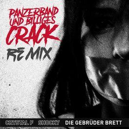Album cover of Panzerband & billiges Crack (Remix)