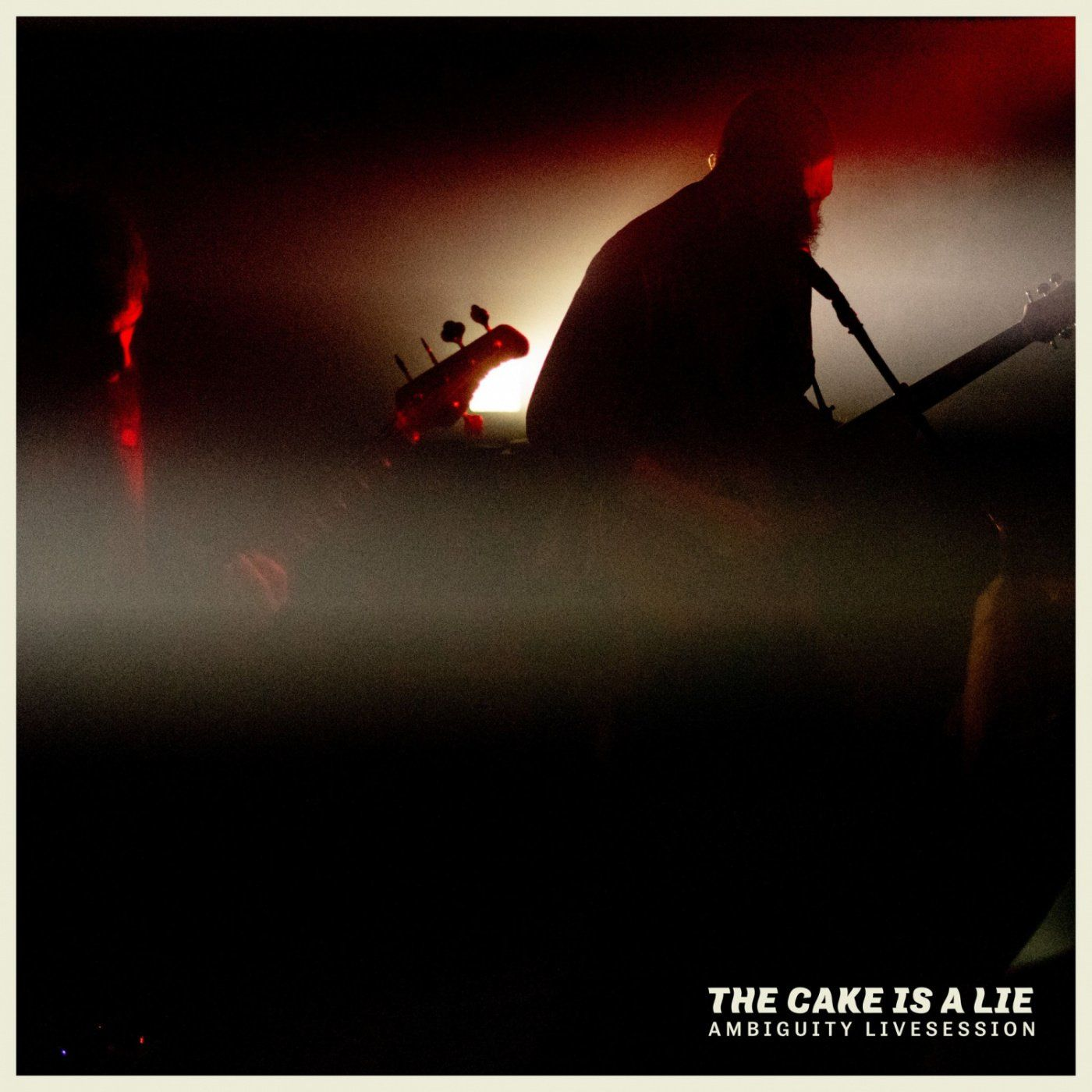 The Cake Is A Lie - Ambiguity [Live Session] (2020)
