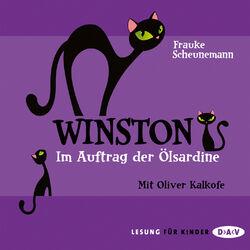 Winston, Teil 4: Im Auftrag der Ölsardine Hörbuch kostenlos