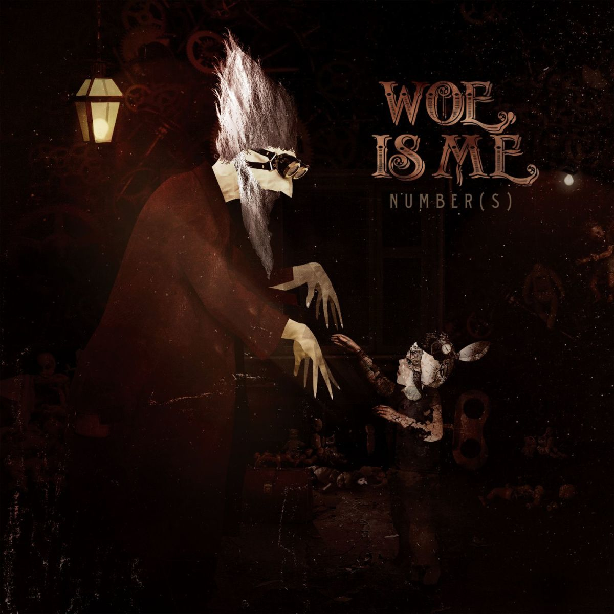 Woe, Is Me - Number[s] (2010)