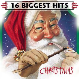 Album cover of Christmas 16 Biggest Hits